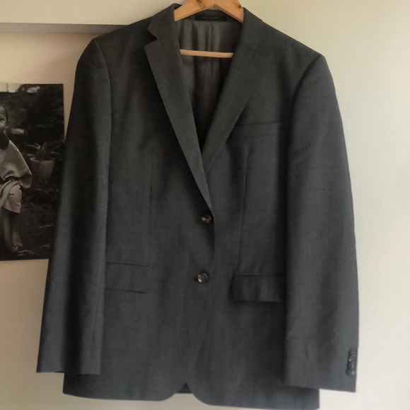 Hugo Boss Other - Hugo Boss Grey Suit (Jacket & Trousers)